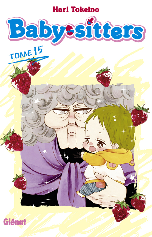 Baby sitters T15, manga chez Glénat de Tokeino