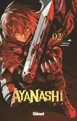Ayanashi T2, manga chez Glénat de Kajimoto