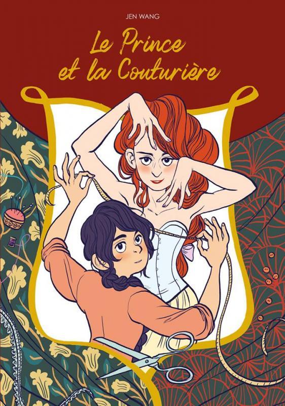 Le Prince et la couturière, comics chez Akileos de Wang
