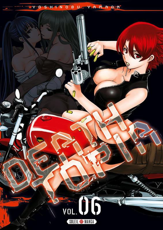 Deathtopia T6, manga chez Soleil de Yamada