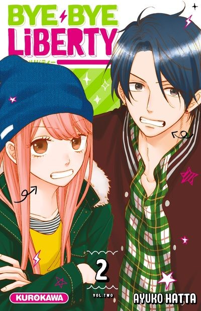 Bye bye liberty T2, manga chez Kurokawa de Ayuko
