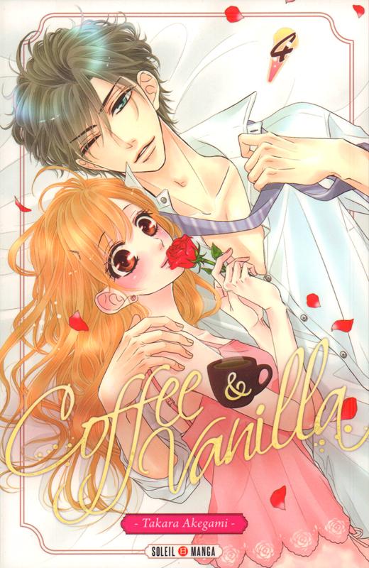 Coffee & vanilla T4, manga chez Soleil de Akegami