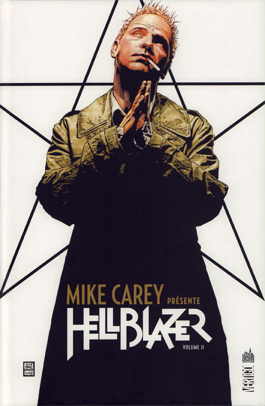 Mike Carey présente Hellblazer T2 : Mike Carey présente Hellblazer (0), comics chez Urban Comics de Carey, Frusin, Manco, Dillon, Brunner, Loughridge, Bradstreet