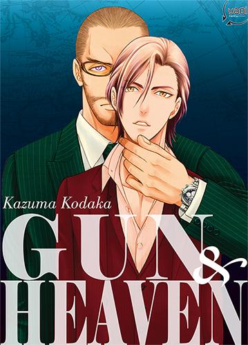 Gun & heaven, manga chez Taïfu comics de Kodaka
