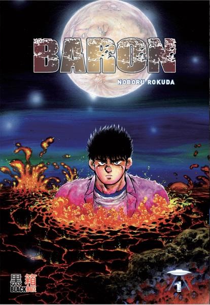Baron T1, manga chez Black Box de Rokuda