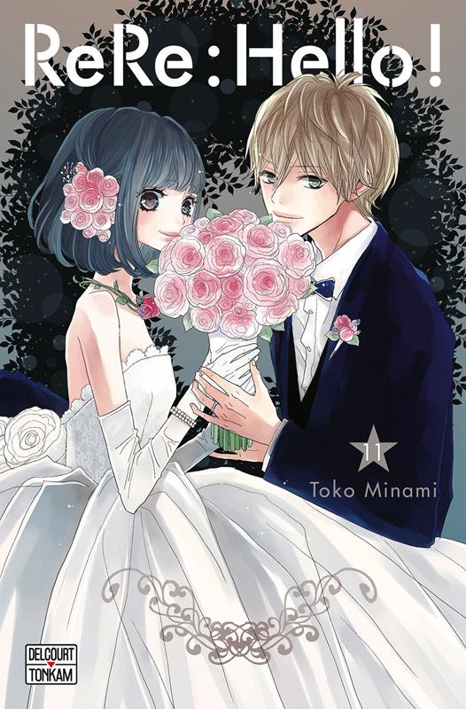 Rere : Hello ! T11, manga chez Delcourt Tonkam de Minami