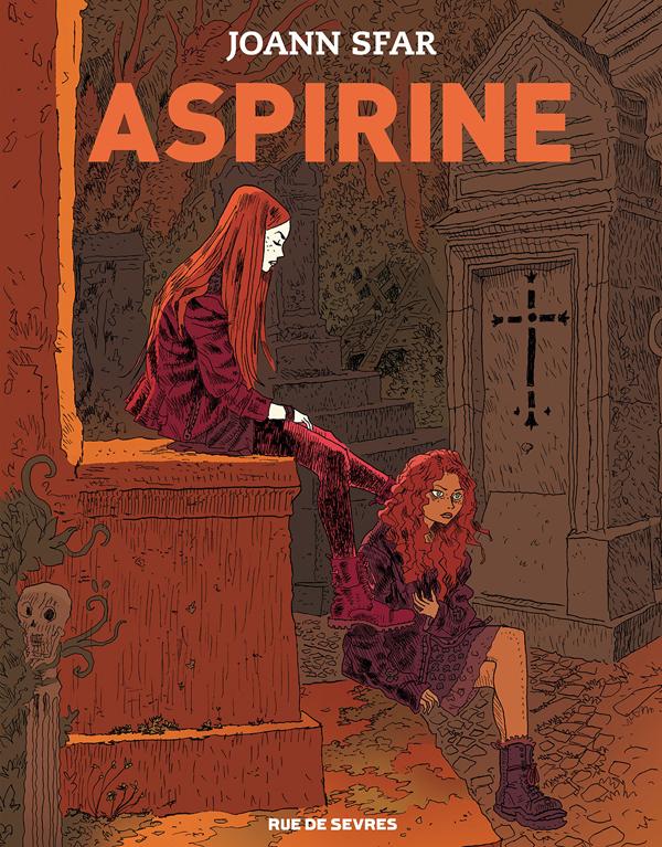 Aspirine T1, bd chez Rue de Sèvres de Sfar, Findakly