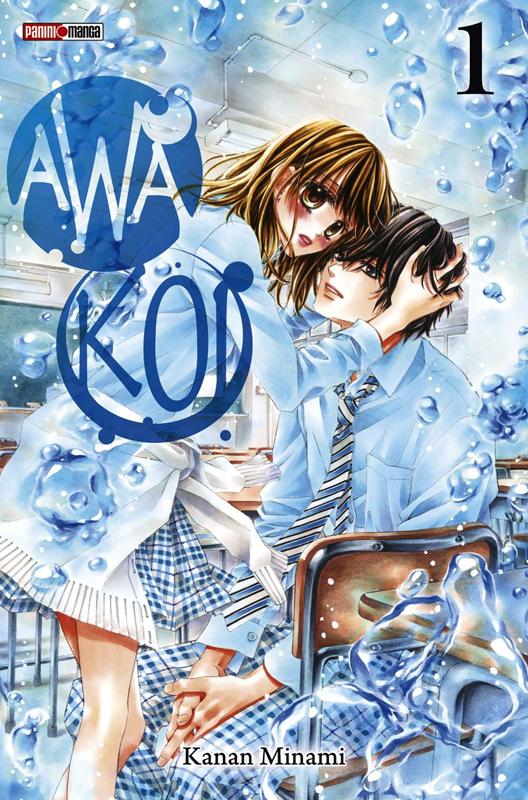 Awa koi T1, manga chez Panini Comics de Kanan
