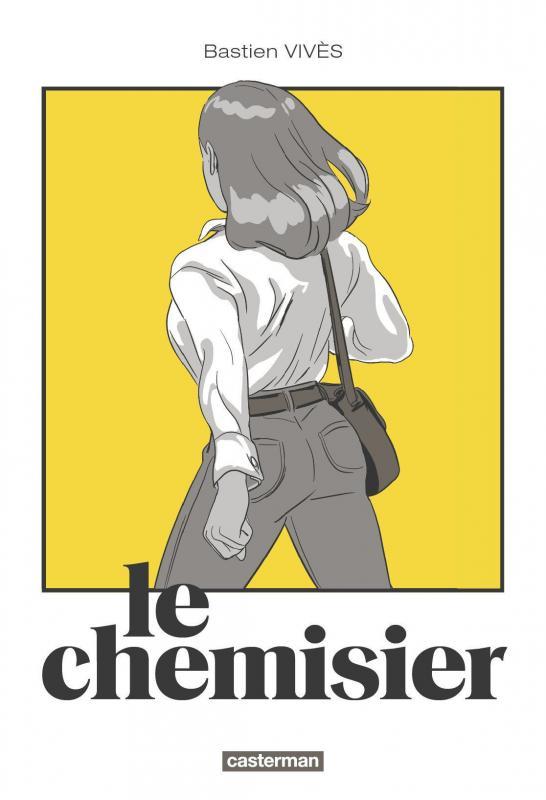 Le Chemisier, bd chez Casterman de Vivès