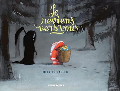 Je reviens vers vous, bd chez Rue de Sèvres de Tallec