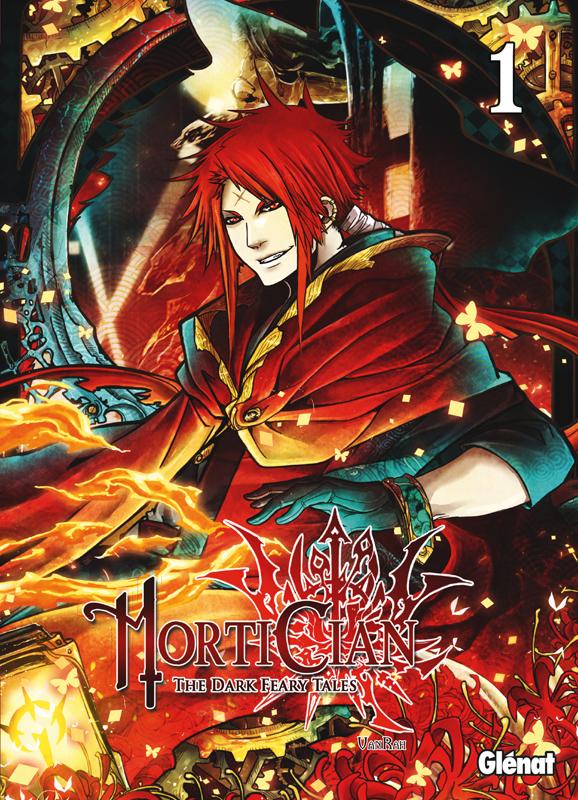 Mortician T1, manga chez Glénat de VanRah