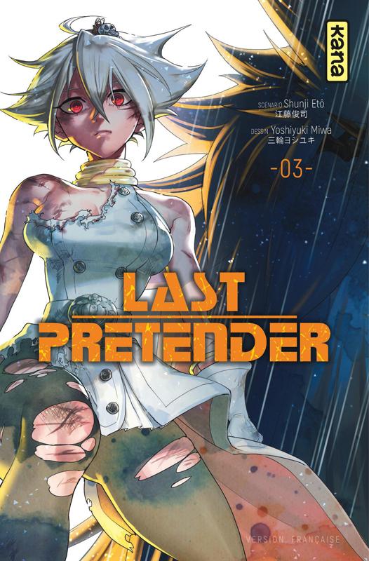 Last pretender T3, manga chez Kana de Eto, Miwa