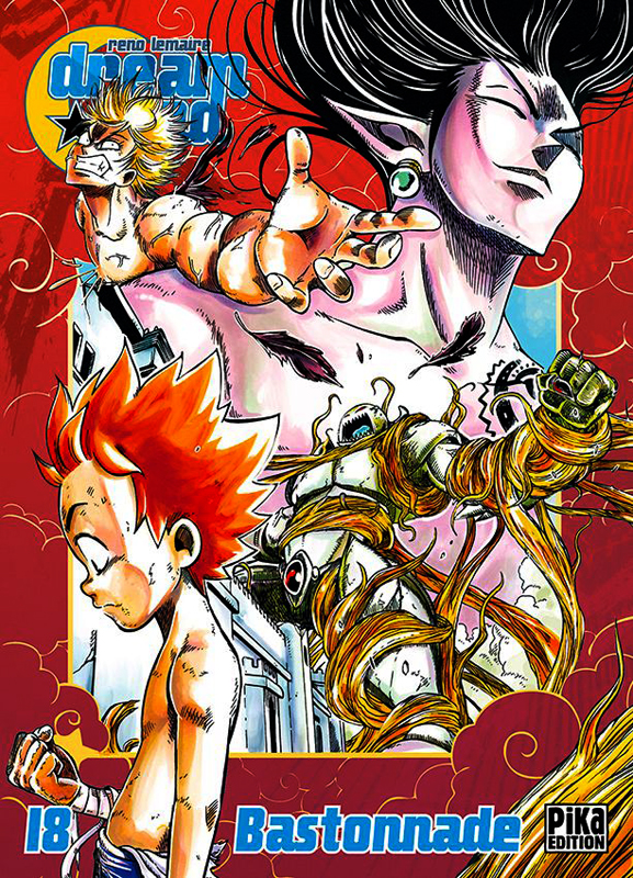 Dreamland  T18, manga chez Pika de Lemaire