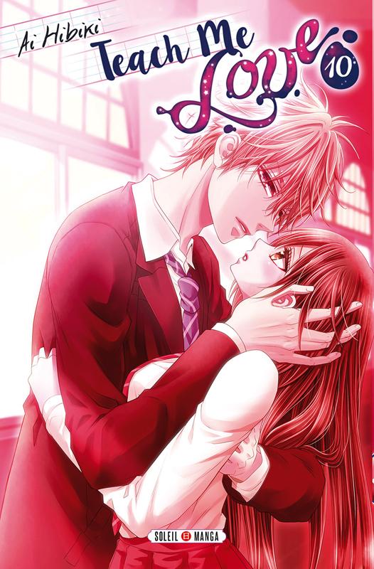 Teach me love  T10, manga chez Soleil de Hibiki