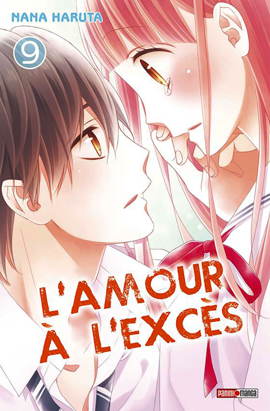 L'amour à l'excès  T9, manga chez Panini Comics de Haruta