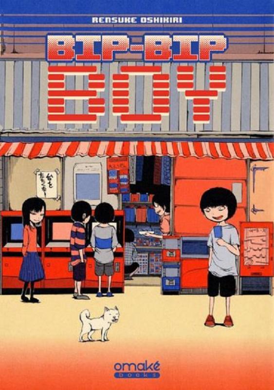 Bip-Bip Boy T1, manga chez Omaké books de Oshikiri
