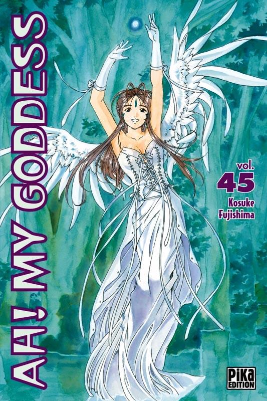 Ah! My goddess T45, manga chez Pika de Fujishima