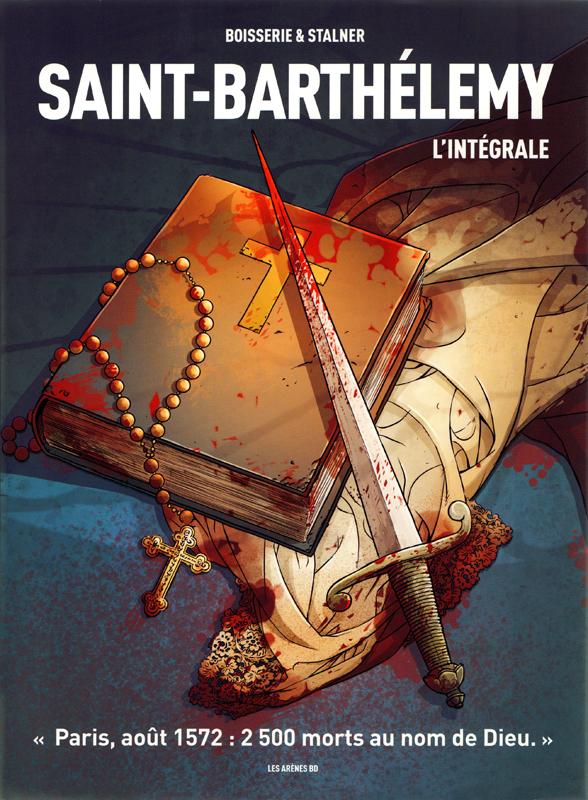 Saint-Barthélemy, bd chez Les arènes de Boisserie, Stalner, Fantini