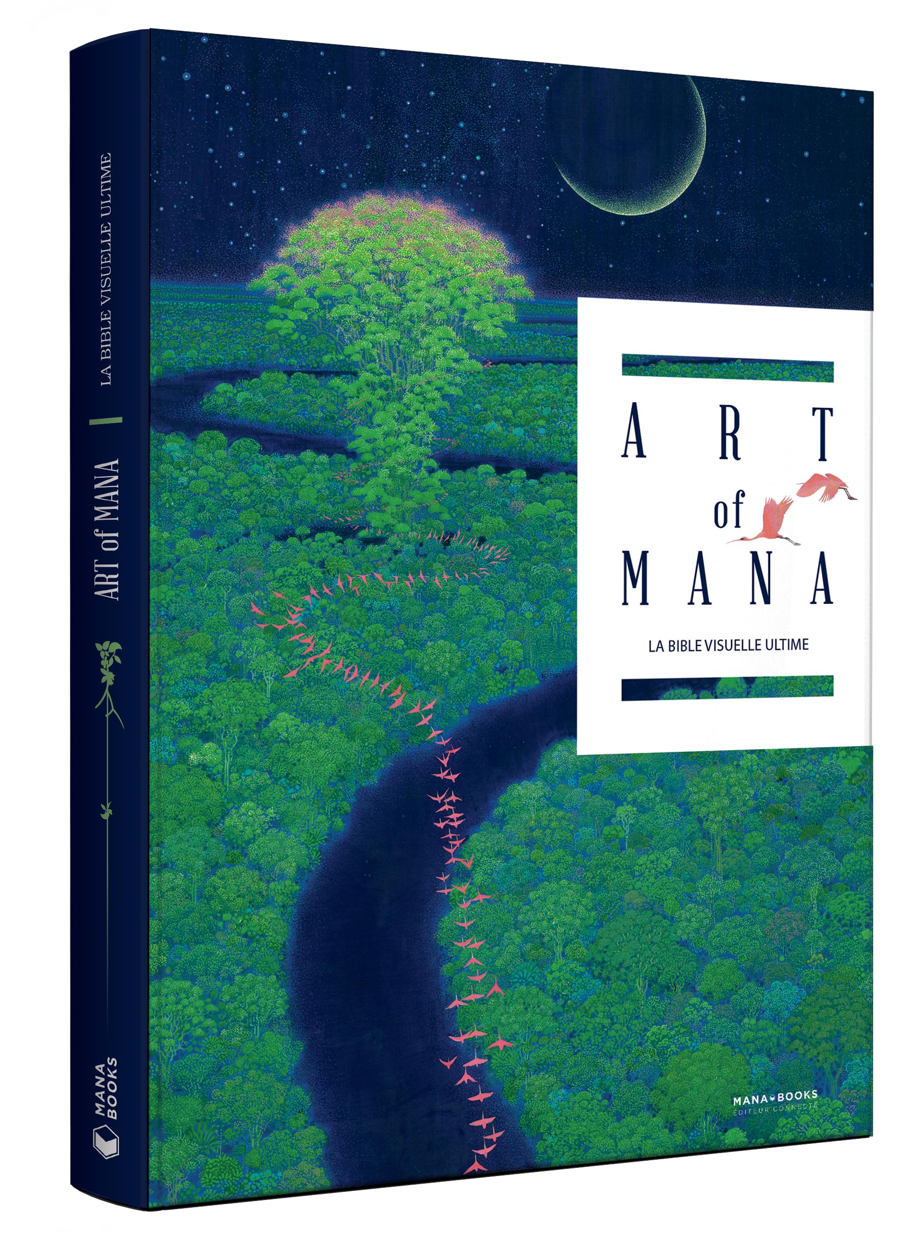 Art of Mana - La bible visuelle, manga chez Mana Books de Square Enix