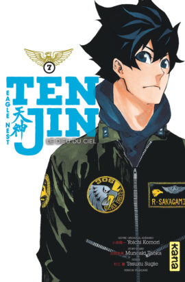 Tenjin T7, manga chez Kana de Komori, Sugie