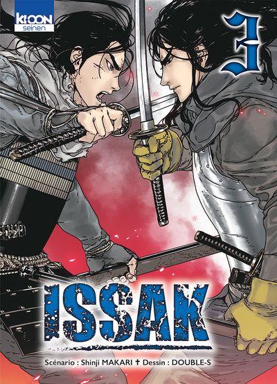 Issak T3, manga chez Ki-oon de Makari, Double-s