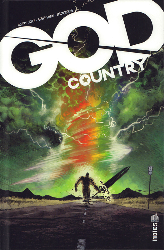 God country, comics chez Urban Comics de Cates, Shaw, Wordie