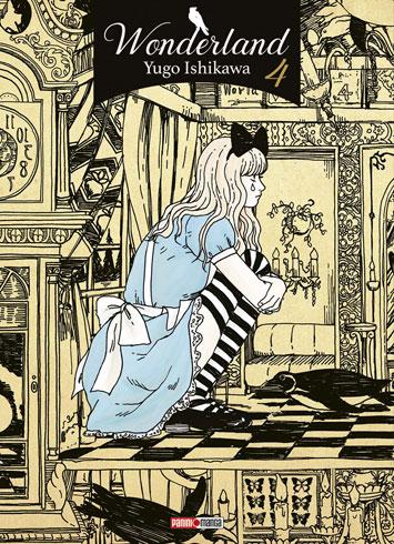 Wonderland T4, manga chez Panini Comics de Ishikawa