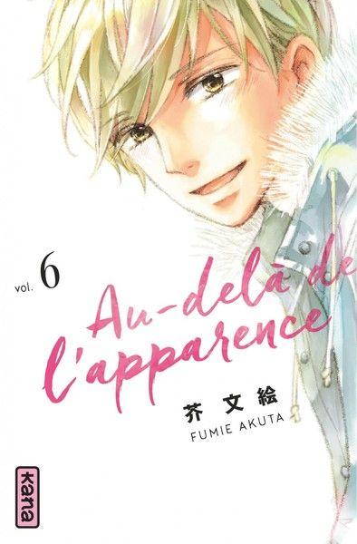 Au-delà de l'apparence T6, manga chez Kana de Akuta