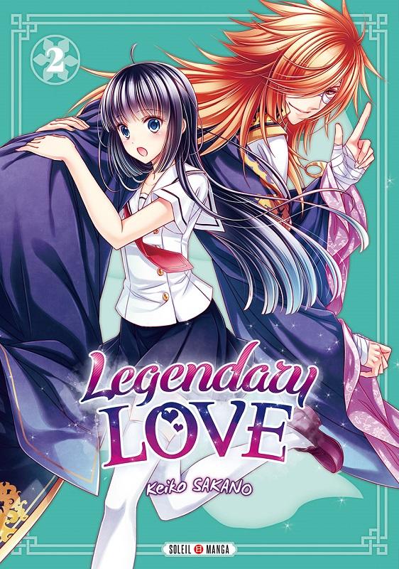 Legendary love T2, manga chez Soleil de Sakano