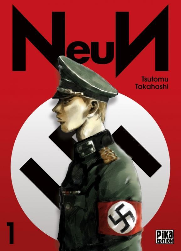 NeuN T1 :   (0), manga chez Pika de Takahashi
