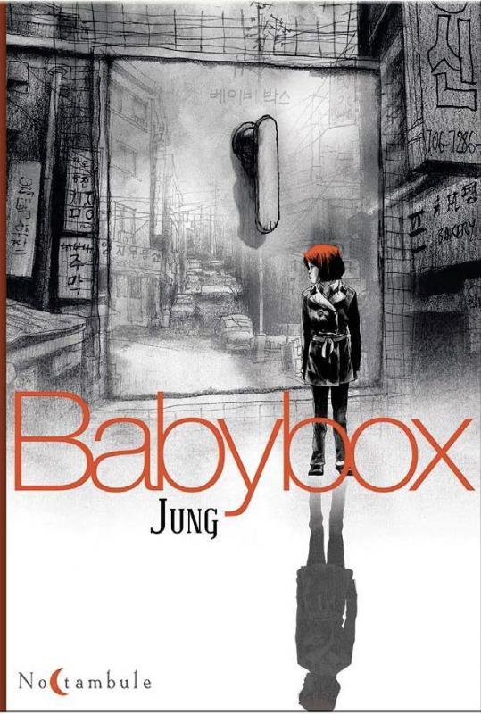 Babybox, bd chez Soleil de Jung