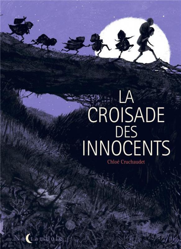 La Croisade des Innocents, bd chez Soleil de Cruchaudet