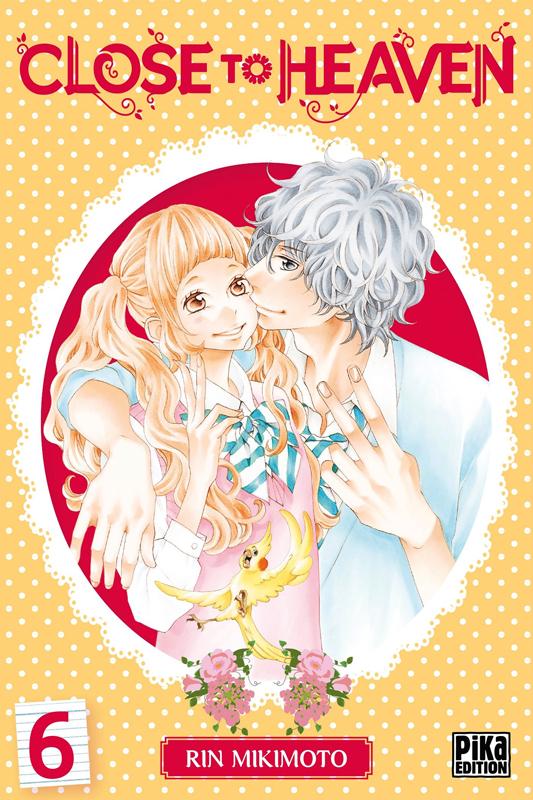 Close to heaven T6, manga chez Pika de Mikimoto