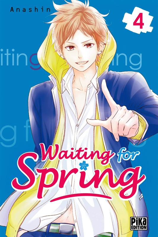 Waiting for spring T4, manga chez Pika de Anashin