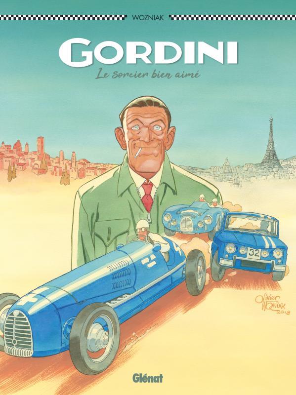Gordini : Le sorcier bien aimé (0), bd chez Glénat de Wozniak
