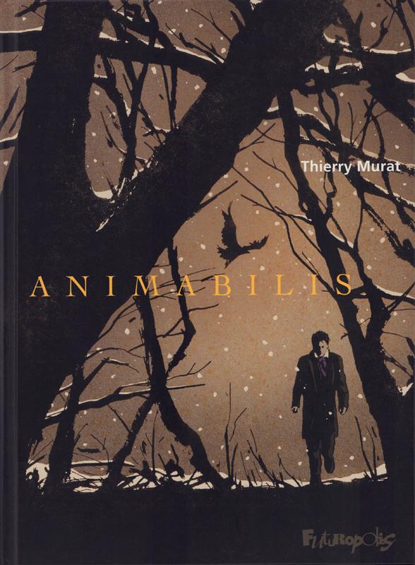 Animabilis, bd chez Futuropolis de Murat