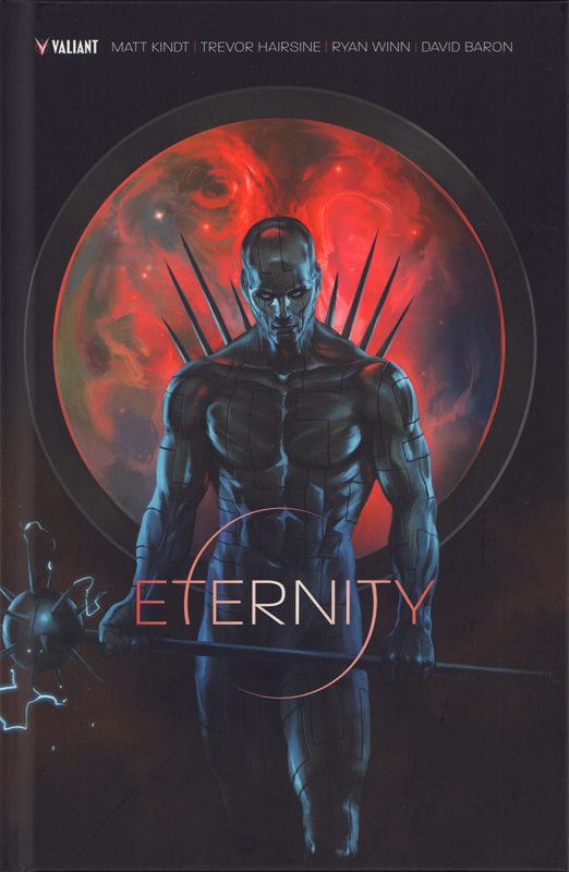 Eternity : Eternity (0), comics chez Bliss Comics de Kindt, Hairsine, Guedes, Baron, Djurdjevic