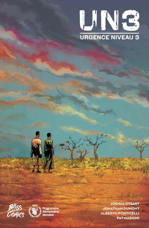 UN3 : Urgence niveau 3  (0), comics chez Bliss Comics de Dysart, Dumont, Masioni, Ponticelli