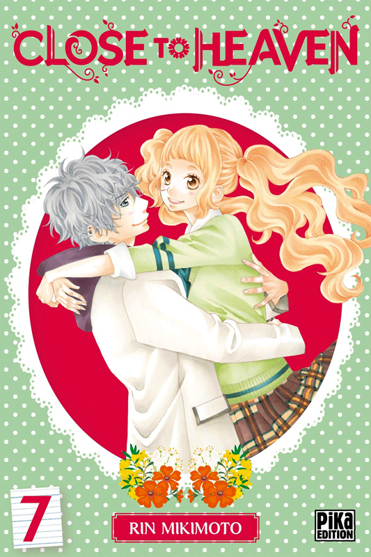 Close to heaven T7, manga chez Pika de Mikimoto