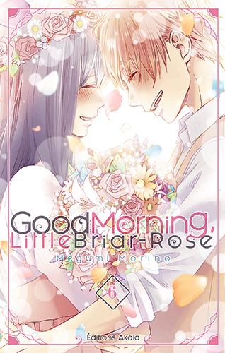 Good morning little briar-rose T6, manga chez Akata de Morino