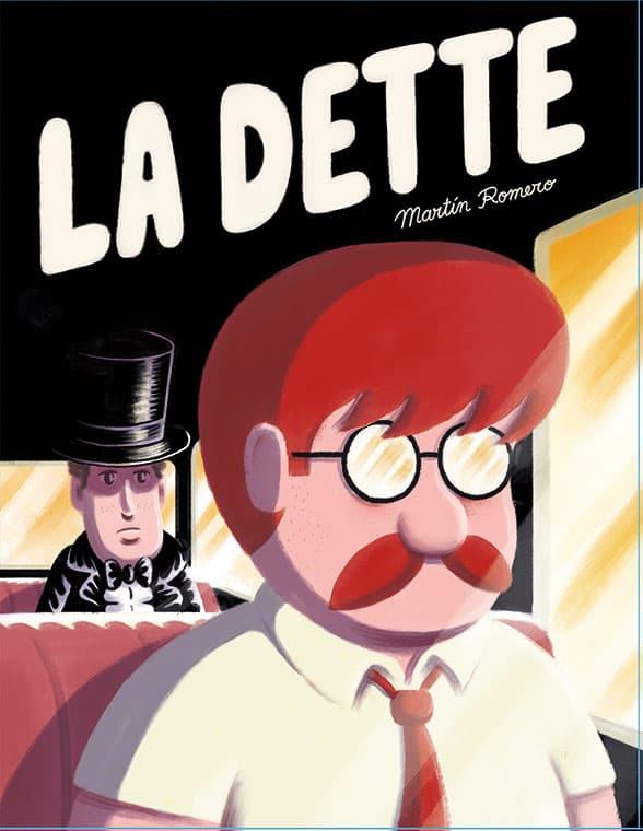 La Dette, bd chez Rackham de Romero
