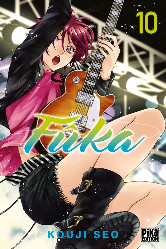 Fûka T10, manga chez Pika de Seo