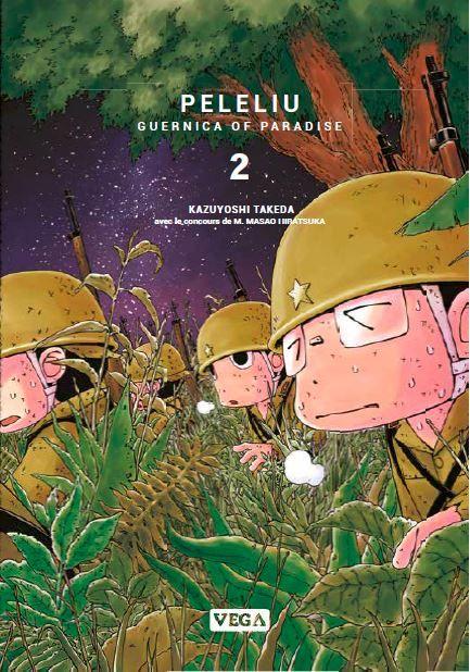 Peleliu - Guernica of paradise T2, manga chez Vega de Takeda