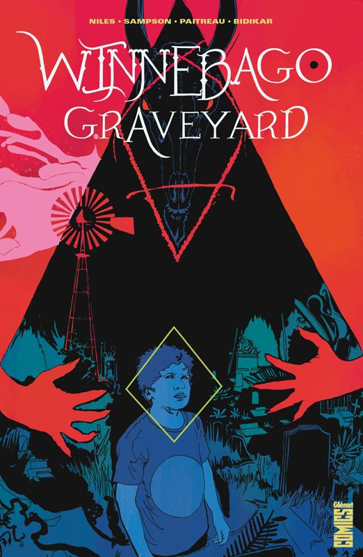 Winnebago Graveyard, comics chez Glénat de Niles, Sampson, Paitreau