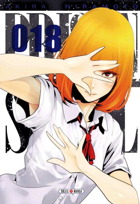 Prison school T18, manga chez Soleil de Hiramoto