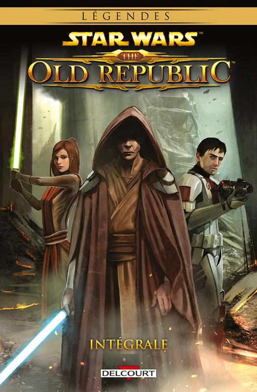 Star Wars The Old Republic : Le sang de l'empire ; Risques de paix ; Soleils perdus (0), comics chez Delcourt de Freed, Chestney, Freeman, Ross, Sanchez, Atiyeh