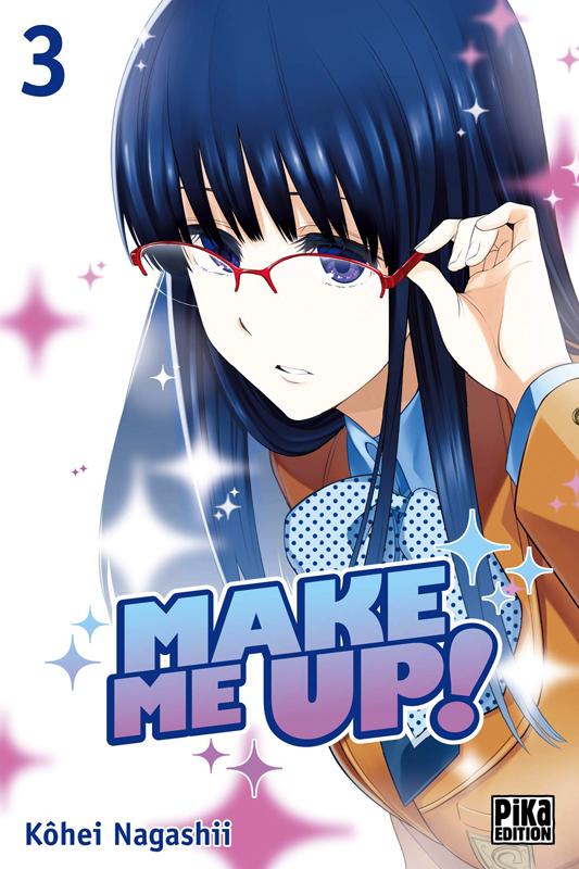 Make me up T3, manga chez Pika de Nagashii