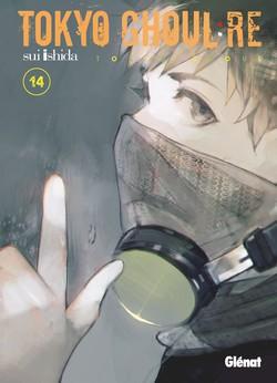 Tokyo ghoul:re T14, manga chez Glénat de Ishida