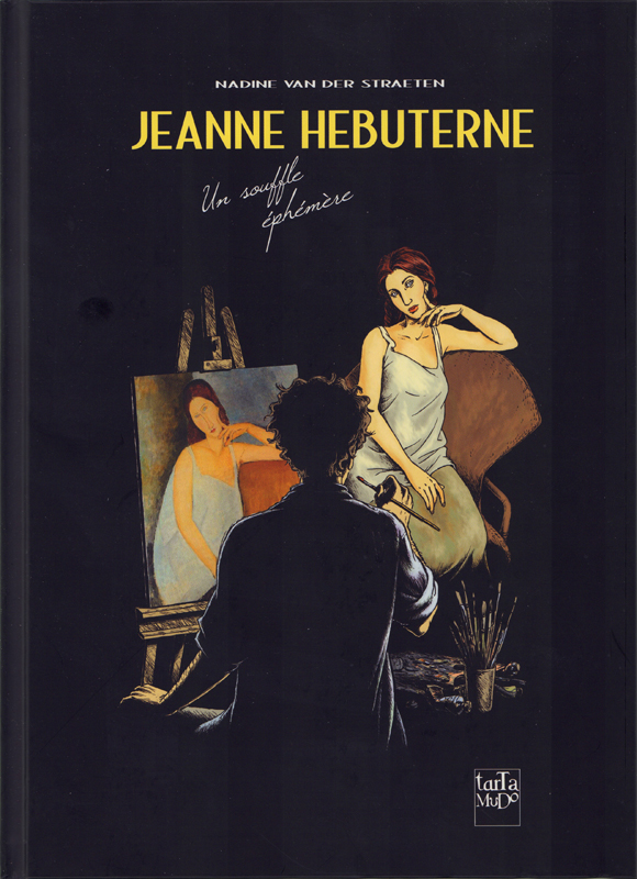 Jeanne Hebuterne, bd chez Tartamudo de van der Straeten