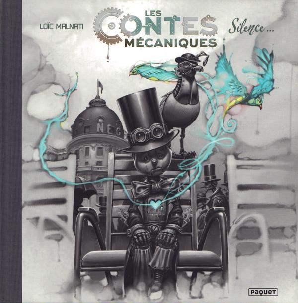 Les Contes mécaniques : Silence... (0), bd chez Paquet de Malnati